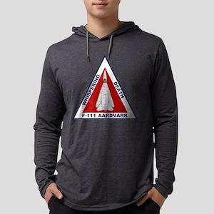 F-111 Aardvark - Whispering Deat Mens Hooded Shirt