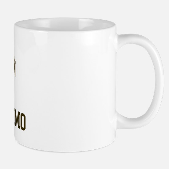 American Eskimo: Owned Mug