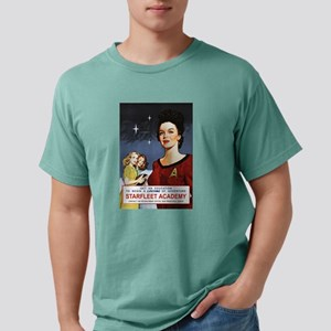 star-trek_vintage-starfl Mens Comfort Colors Shirt