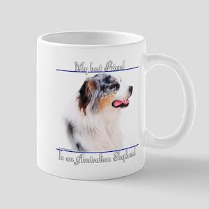Aussie Best Friend2 Mug