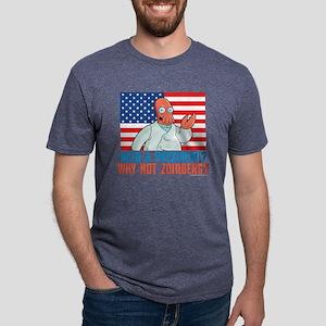 Futurama Why Not Zoidberg D Mens Tri-blend T-Shirt