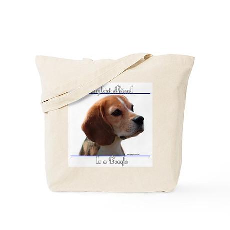 Beagle Best Friend2 Tote Bag