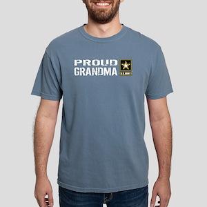 U.S. Army: Proud Grandma Mens Comfort Colors Shirt
