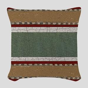 Western Pillow 36 Woven Throw Pillow