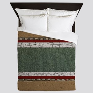 Western Pillow 36 Queen Duvet