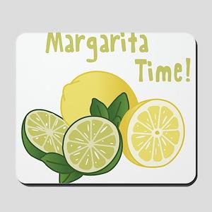 Margarita Time Mousepad