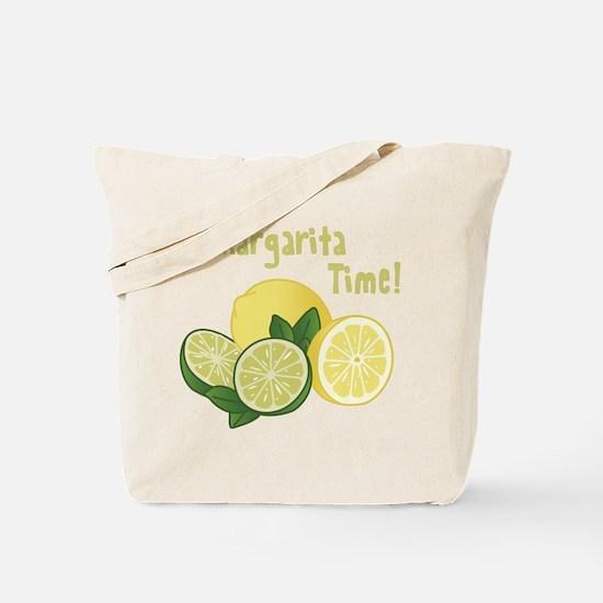 Margarita Time Tote Bag