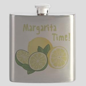 Margarita Time Flask