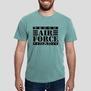 airforcedadx2 Mens Comfort Colors Shirt