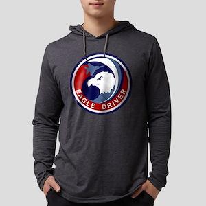 F-15 Eagle Mens Hooded Shirt
