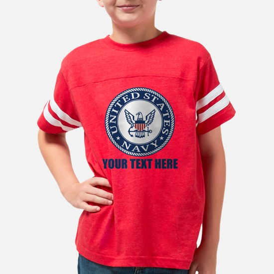 Personalized United States Na Youth Football Shirt