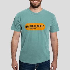 Shut Up Wesley - Star Tr Mens Comfort Colors Shirt