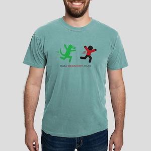 Run, Redshirt, Run! Mens Comfort Colors Shirt