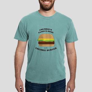 Chubbie's Famous Burger Mens Comfort Colors Shirt