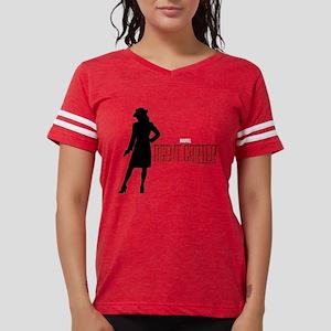 Agent Carter Red Womens Football Shirt