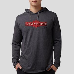 HIMYM Lawyered Light Mens Hooded Shirt