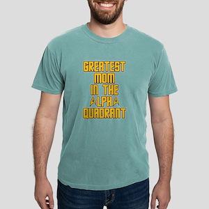 Star Trek Alpha Quadrant Mens Comfort Colors Shirt