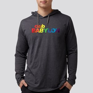Queer as Folk: Club Babylon Mens Hooded Shirt