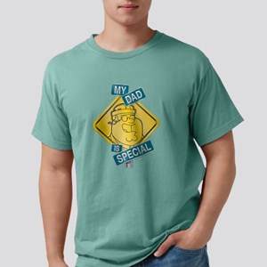 Family Guy My Dad is Spe Mens Comfort Colors Shirt