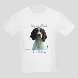 Britt Best Friend2 Kids T-Shirt