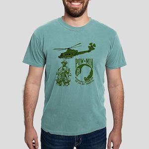 pow-mia copy Mens Comfort Colors Shirt