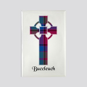 Cross - Buccleuch Rectangle Magnet