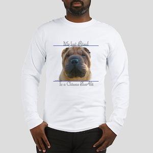 Shar-Pei Best Friend2 Long Sleeve T-Shirt