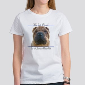 Shar-Pei Best Friend2 Women's T-Shirt