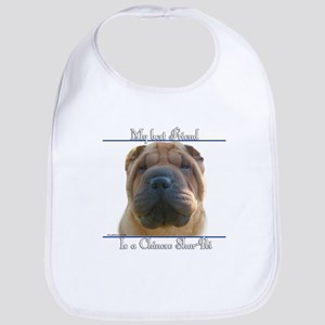 Shar-Pei Best Friend2 Bib