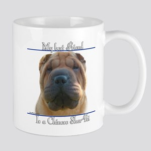 Shar-Pei Best Friend2 Mug