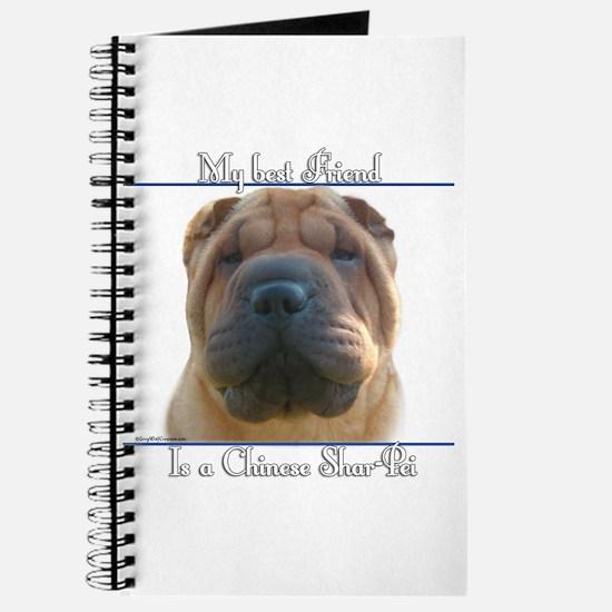 Shar-Pei Best Friend2 Journal
