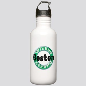 WS Celts Dk Stainless Water Bottle 1.0L