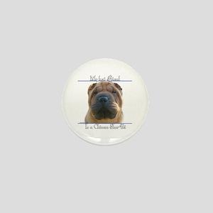 Shar-Pei Best Friend2 Mini Button