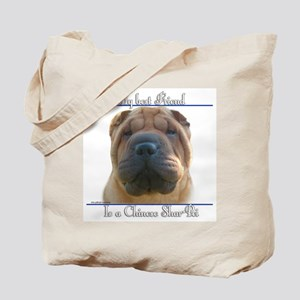 Shar-Pei Best Friend2 Tote Bag