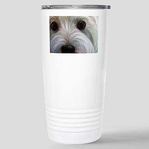 Zoe Stainless Steel Travel Mug