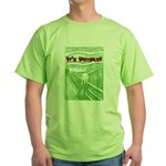 It's People! Green T-Shirt