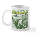 It's People! Mug