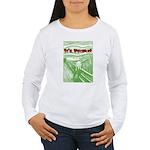 It's People! Women's Long Sleeve T-Shirt