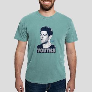 New Girl Youths Light Mens Comfort Colors Shirt