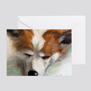 Snooze Greeting Card