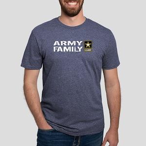 U.S. Army: Army Family Mens Tri-blend T-Shirt