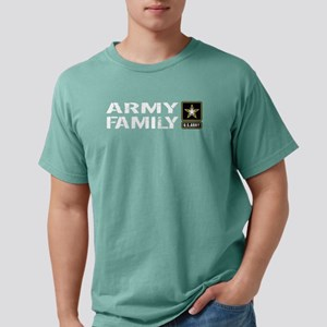 U.S. Army: Army Family Mens Comfort Colors Shirt
