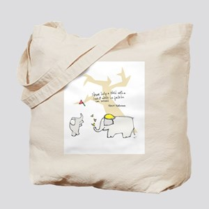 Let Them Spread Their Wings Tote Bag