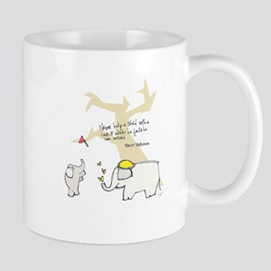 Let Them Spread Their Wings Mug