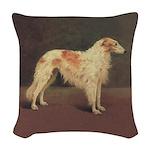 Vintage Borzoi Pillow