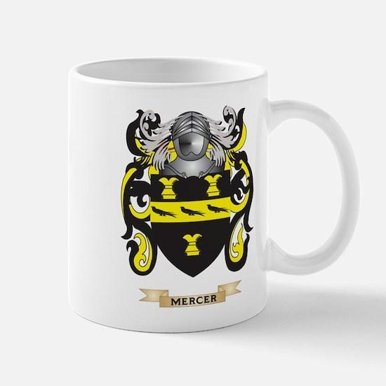 Mercer Coat of Arms - Family Crest Mug