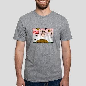 powPW Mens Tri-blend T-Shirt