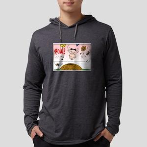 powPW Mens Hooded Shirt