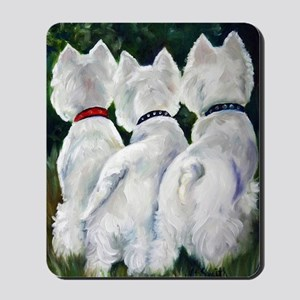three Amigos Mousepad