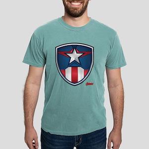 Cap Shield Mens Comfort Colors Shirt